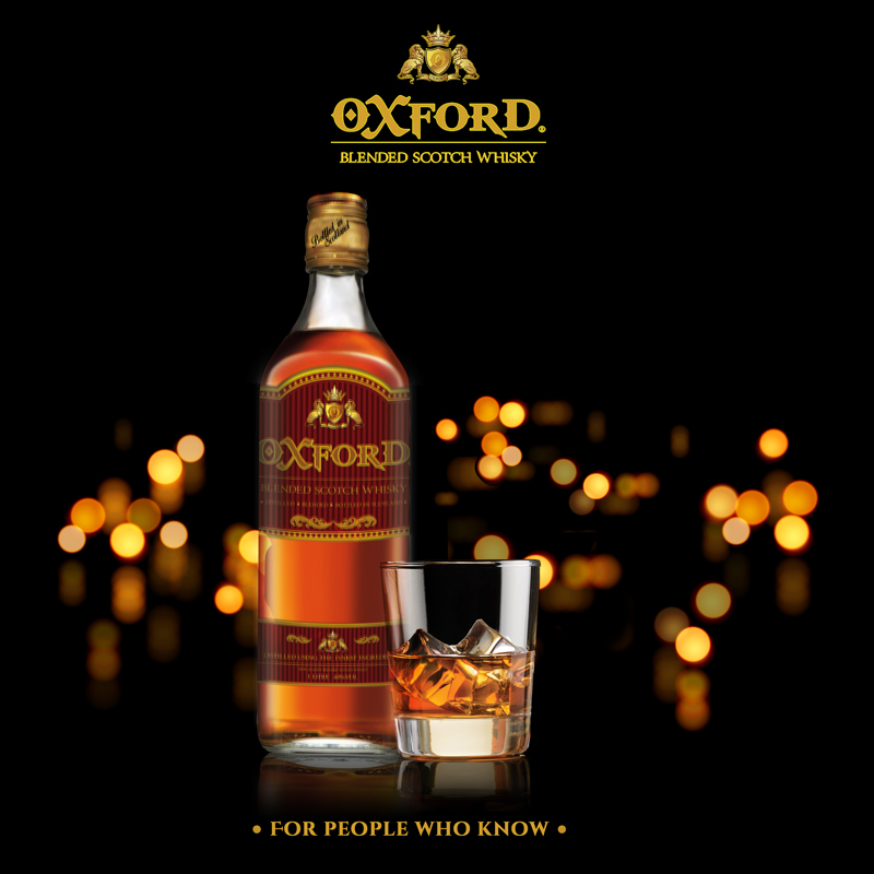 WHISKY OXFORD -